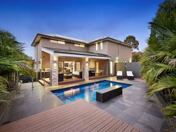 Photo of a modern pool from a real Australian home - Pool photo 16461777