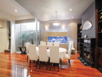 White dining room idea from a real Australian home - Dining Room photo 2013813