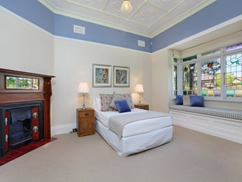Blue living room idea from a real Australian home - Living Area photo 642123