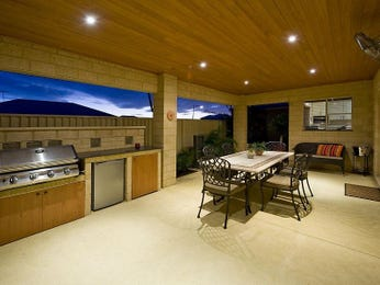 Outdoor living design with bbq area from a real Australian home - Outdoor Living photo 276639