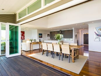 Photo of a dining room design idea from a real Australian house - Dining Room photo 16602501