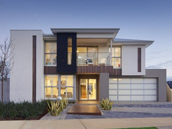 Photo of a house exterior design from a real Australian house - House Facade photo 7790421