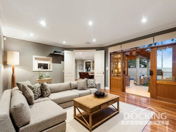 Grey living room idea from a real Australian home - Living Area photo 16898521