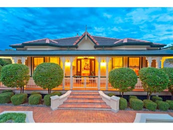 Photo of a stone house exterior from real Australian home - House Facade photo 279941