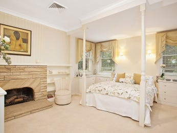 Gold bedroom design idea from a real Australian home - Bedroom photo 1293530