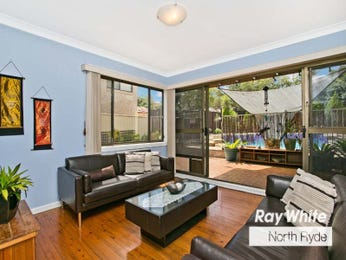 Black living room idea from a real Australian home - Living Area photo 6869589