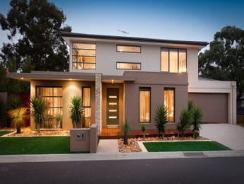 Photo of a slate house exterior from real Australian home - House Facade photo 280692
