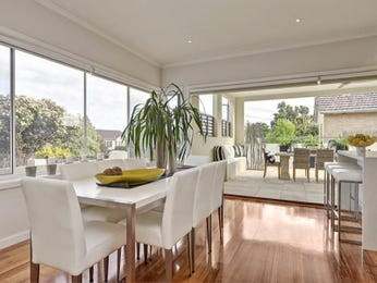 White dining room idea from a real Australian home - Dining Room photo 7294305