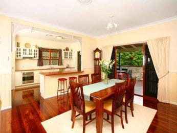 Brown dining room idea from a real Australian home - Dining Room photo 1081553