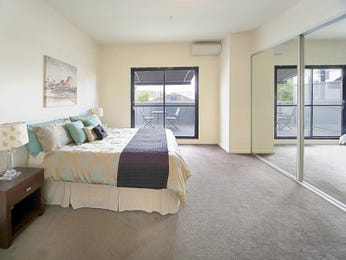 Beige bedroom design idea from a real Australian home - Bedroom photo 944360