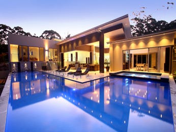 Photo of a modern pool from a real Australian home - Pool photo 16287773