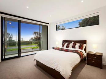 Brown bedroom design idea from a real Australian home - Bedroom photo 8667309