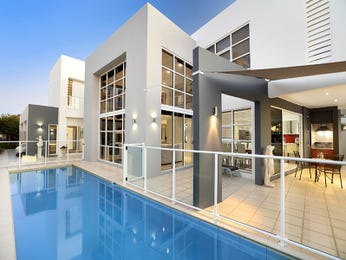 Photo of a modern pool from a real Australian home - Pool photo 16400749