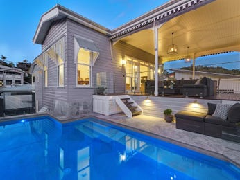 Photo of a modern pool from a real Australian home - Pool photo 16991593