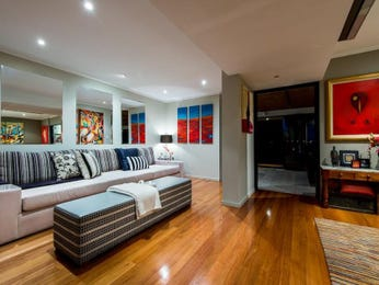 Grey living room idea from a real Australian home - Living Area photo 7395029