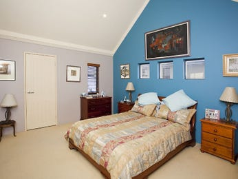 Blue bedroom design idea from a real Australian home - Bedroom photo 414971