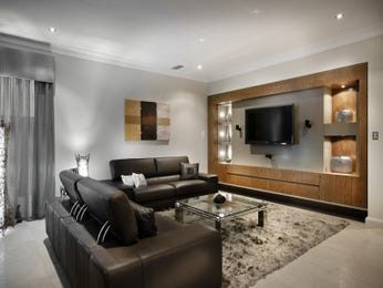 Cream living room idea from a real Australian home - Living Area photo 284516