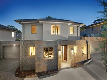 Photo of a brick house exterior from real Australian home - House Facade photo 960981