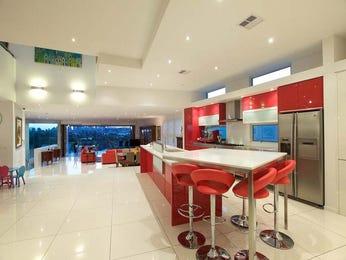 Modern island kitchen design using stainless steel - Kitchen Photo 286322