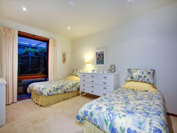 Blue bedroom design idea from a real Australian home - Bedroom photo 653450