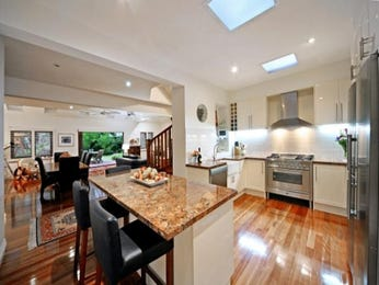 Granite in a kitchen design from an Australian home - Kitchen Photo 1065596