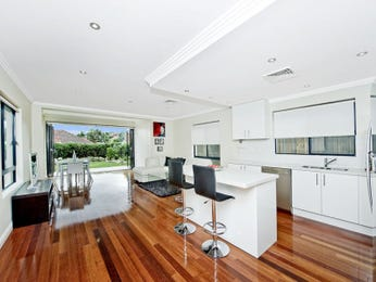 Floorboards in a kitchen design from an Australian home - Kitchen Photo 492589