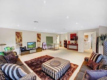 Cream living room idea from a real Australian home - Living Area photo 626114