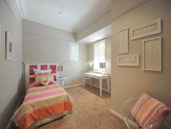 Cream bedroom design idea from a real Australian home - Bedroom photo 287519