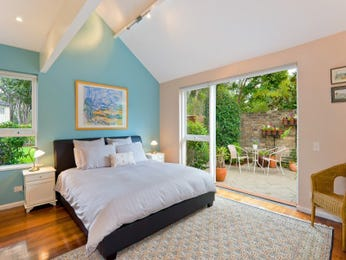 Blue bedroom design idea from a real Australian home - Bedroom photo 7217553