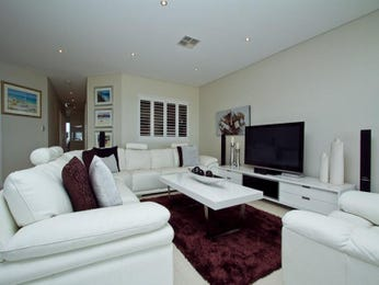 Brown living room idea from a real Australian home - Living Area photo 614063