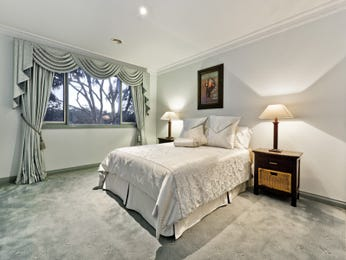 Grey bedroom design idea from a real Australian home - Bedroom photo 652846
