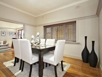 Black dining room idea from a real Australian home - Dining Room photo 288371