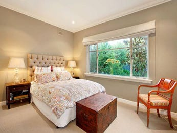 Beige bedroom design idea from a real Australian home - Bedroom photo 357028