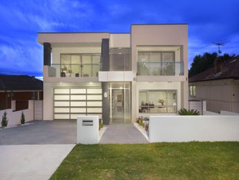 Photo of a concrete house exterior from real Australian home - House Facade photo 288466