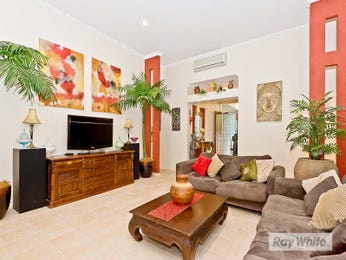 Beige living room idea from a real Australian home - Living Area photo 1187278