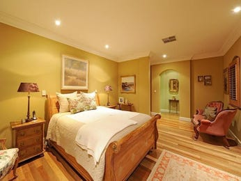Neutral bedroom design idea from a real Australian home - Bedroom photo 765792