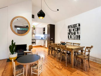 Photo of a dining room design idea from a real Australian house - Dining Room photo 16491677
