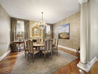 Beige dining room idea from a real Australian home - Dining Room photo 977501