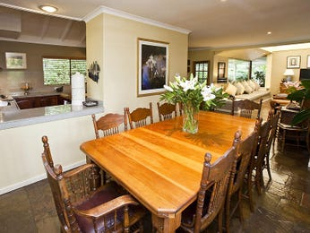 Beige dining room idea from a real Australian home - Dining Room photo 494721