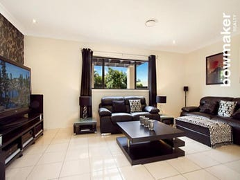 Black living room idea from a real Australian home - Living Area photo 1315878