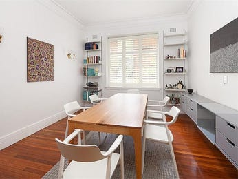 Brown dining room idea from a real Australian home - Dining Room photo 1153708