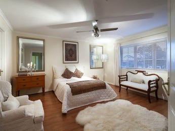Beige bedroom design idea from a real Australian home - Bedroom photo 1445808