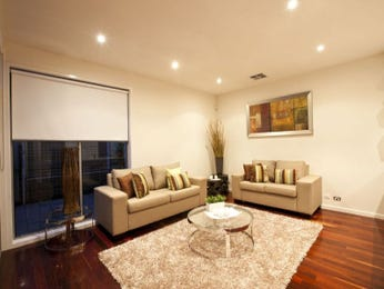 Brown living room idea from a real Australian home - Living Area photo 1354626