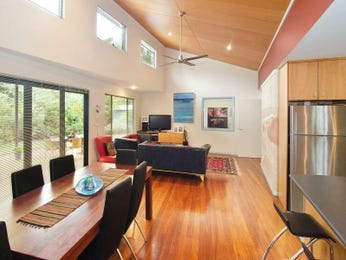Black dining room idea from a real Australian home - Dining Room photo 1224791