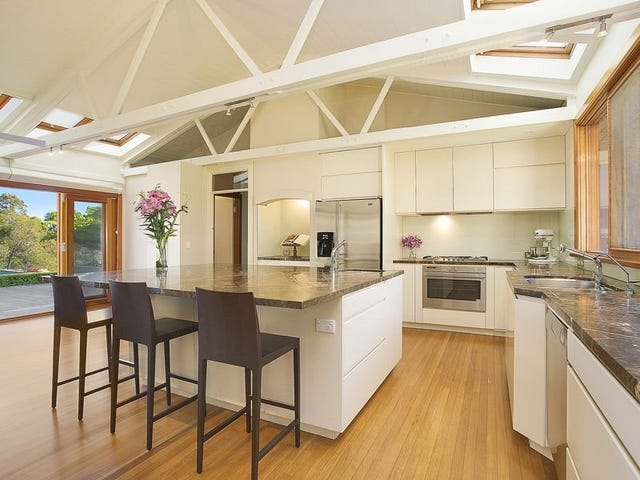 From this picture I just love how the owners have retained the exposed beams as an additional feature to the kitchen area. I could quite easily see myself sat beside the island looking through the bi-folds onto the countryside.