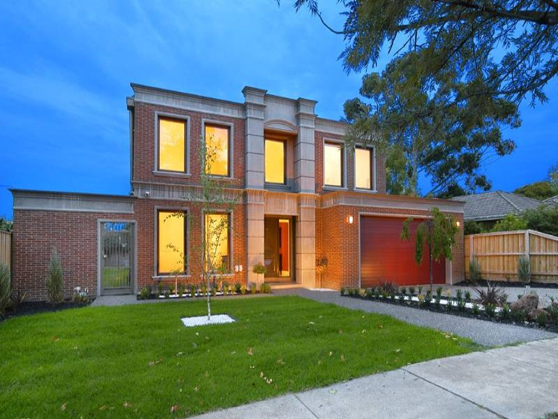 Photo of a brick house exterior from real Australian home - House Facade photo 386084