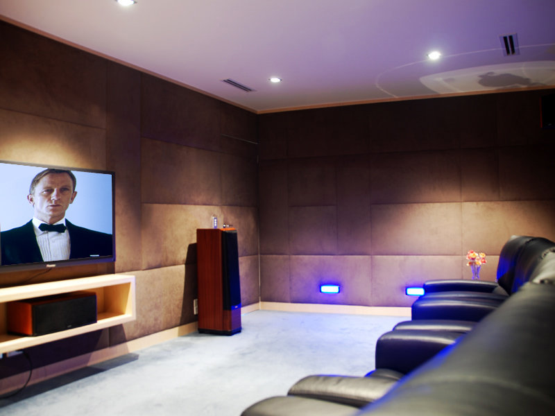 home theatres