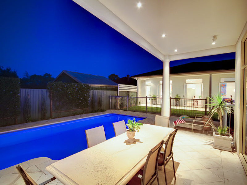 Pool Area Design pool area metricon homes dream home pinterest home pools and backyards Indoor Pool Design Using Tiles With Bbq Area Decorative Lighting Pool Photo 414587
