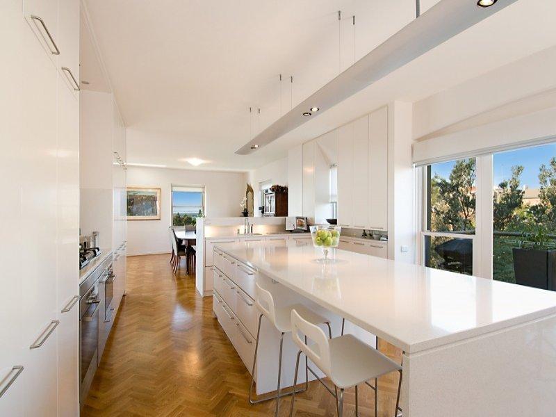 Modern island kitchen design using laminate - Kitchen Photo 376875
