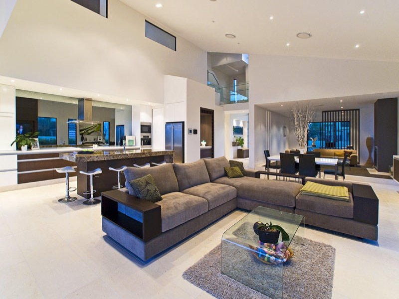 Living Room Idea From A Real Australian Home Living Area Photo